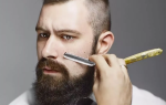 Как бриться опасной бритвой правильно, чтобы не порезаться?