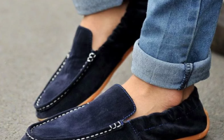 С чем носят мужские мокасины — подбираем одежду, сочетаем цвета