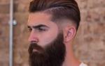 Прически с бородой для мужчин — советы по подбору стрижки