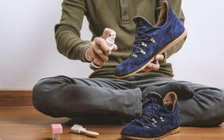 Как почистить замшевую обувь в домашних условиях — самые эффективные способы