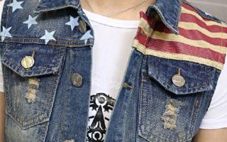 С чем носить мужскую жилетку — джинсовую, кожаную и другие виды