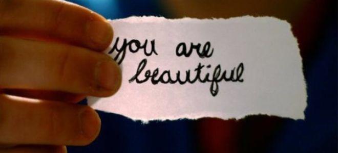 Как сделать красивый комплимент к фото девушки