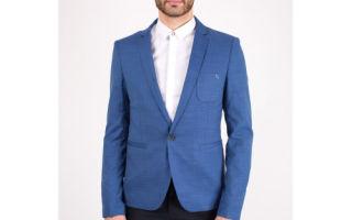 Лучшие вариации образа с пиджаком синего цвета. С чем носить такую одежду мужчинам и женщинам?