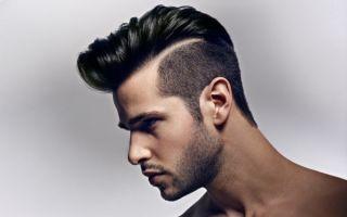Варианты мужских модельных стрижек на короткие и длинные волосы. Техника выполнения и фото