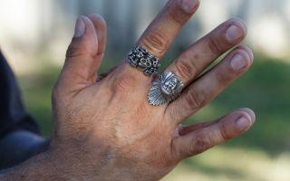 Разновидности, значение и правила ношения колец на пальцах у мужчин