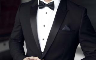 Дресс код Black Tie (Блэк Тай) для мужчин — виды и правила подбора одежды