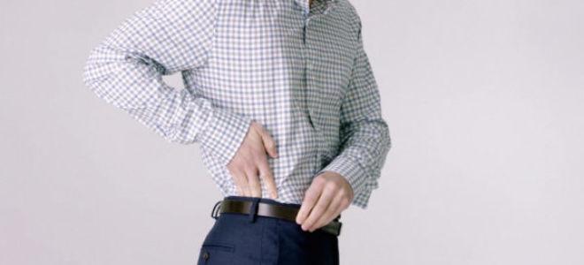 Как правильно заправлять рубашку в брюки