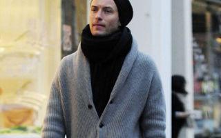 Мужчинам на заметку: какую шапку выбрать и как носить с пальто и другой верхней одеждой?