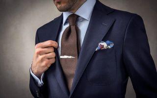 Простые способы, как завязать галстук. Описание пошагово и фото
