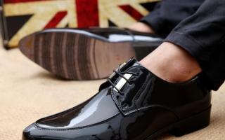 Мужская классическая обувь — 8 видов туфель и ботинок