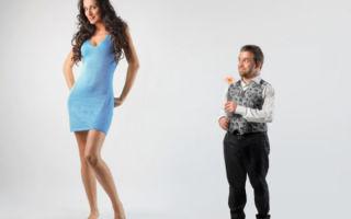 Если девушка выше парня — нормально ли это