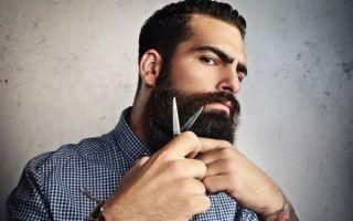 Стрижка бороды и усов — пошаговая инструкция и советы барберов