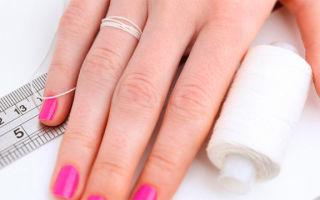 7 простых способов узнать размер кольца на палец у девушки тайком
