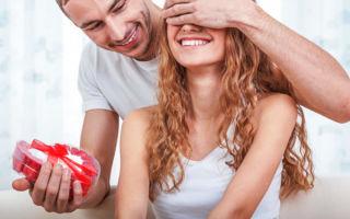 Что подарить девушке на год отношений — лучшие идеи