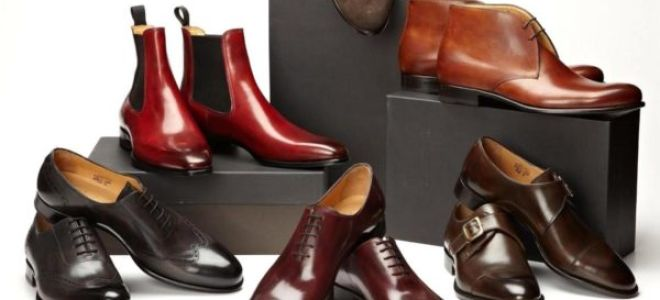 Виды мужской обуви, которые ты должен знать