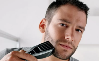 Как стричь бороду машинкой для волос — пошаговая инструкция