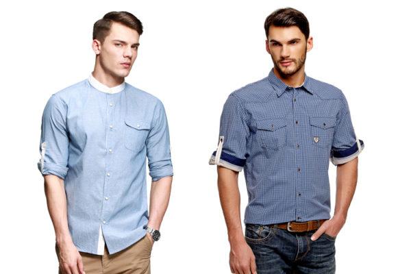 Как закатывать рукава на рубашке — 3 интересных способа4