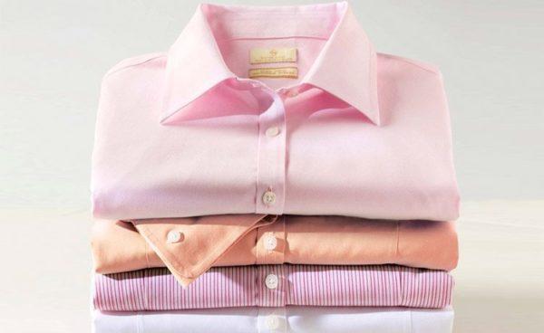 Как сложить рубашку, чтобы она не помялась — лучшие способы0