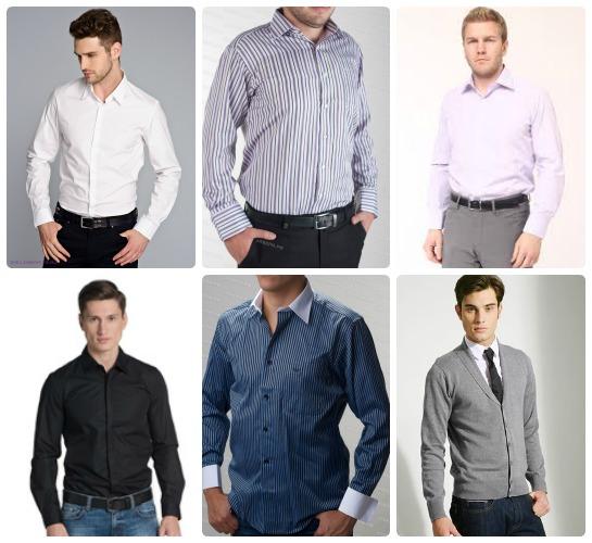 Как правильно заправлять рубашку в брюки — 4 модных способа1