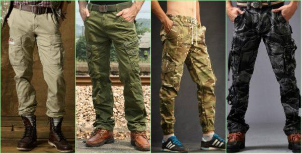 Стиль милитари в мужской одежде — отличительные особенности, образы, сочетания3
