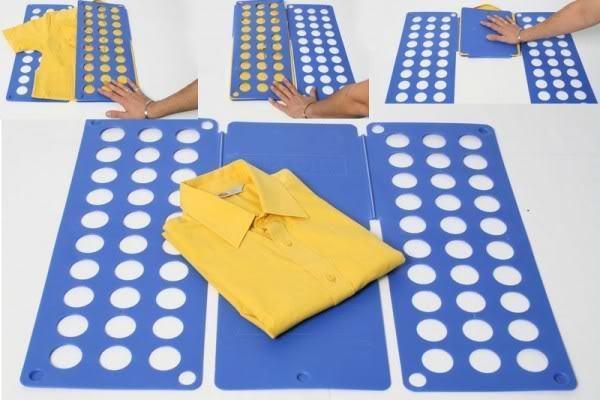 Как сложить рубашку, чтобы она не помялась — лучшие способы3