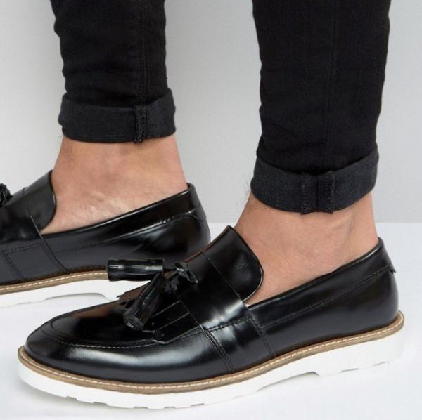 С чем носить мужские лоферы — модные советы5