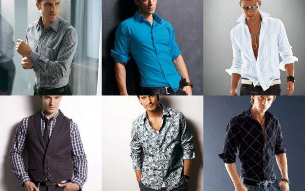 Виды мужских рубашек — подробная классификация5
