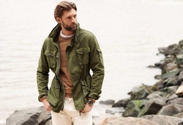 Стиль милитари в мужской одежде — отличительные особенности, образы, сочетания6