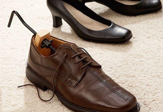 Как растянуть кожаную обувь быстро и безопасно — в длину, в ширину, на размер1