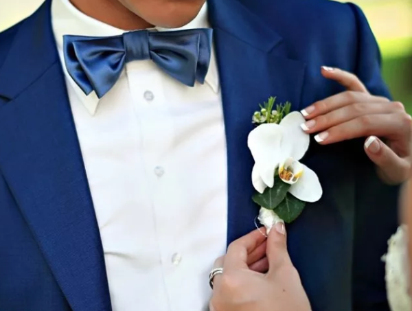 Свадебный наряд жениха — классические сочетания и современные тенденции0