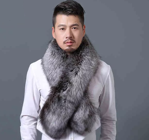Как завязать шарф мужчине — 10 способов4