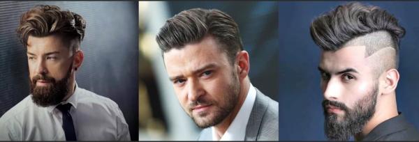 Прически с бородой для мужчин — советы по подбору стрижки0