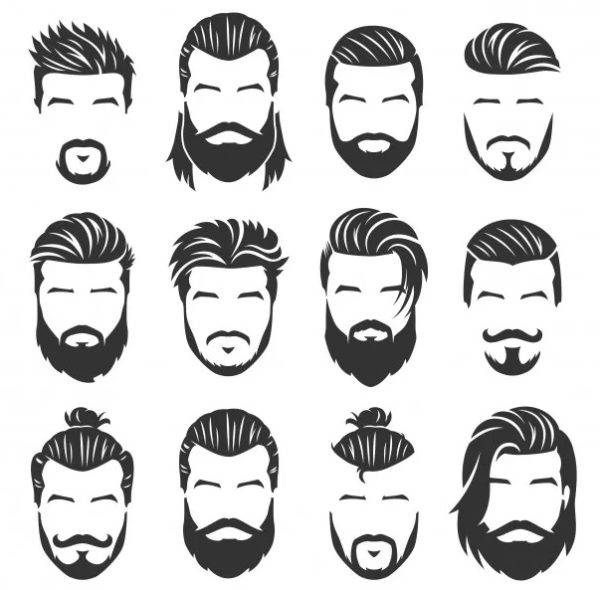 Стрижка бороды и усов — пошаговая инструкция и советы барберов0
