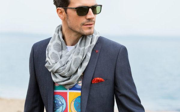 Как завязать шарф мужчине — 10 способов1