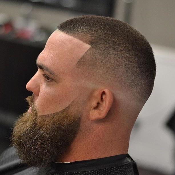 Прически с бородой для мужчин — советы по подбору стрижки1