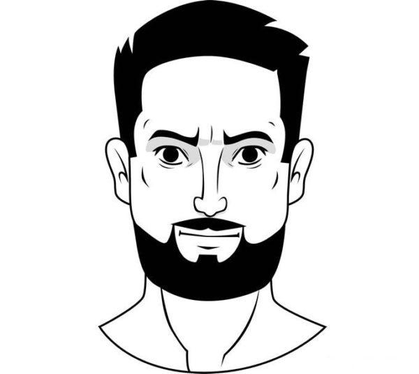 Голливудская борода (Бретта) — что это, как правильно сделать стрижку0