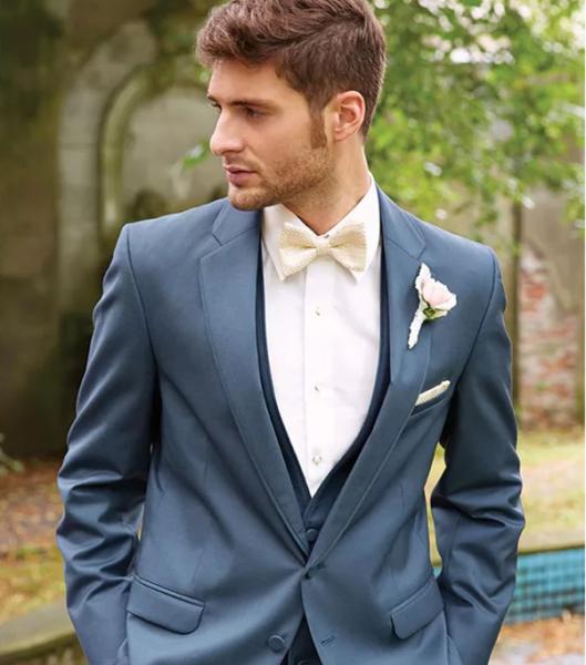 Свадебный наряд жениха — классические сочетания и современные тенденции1