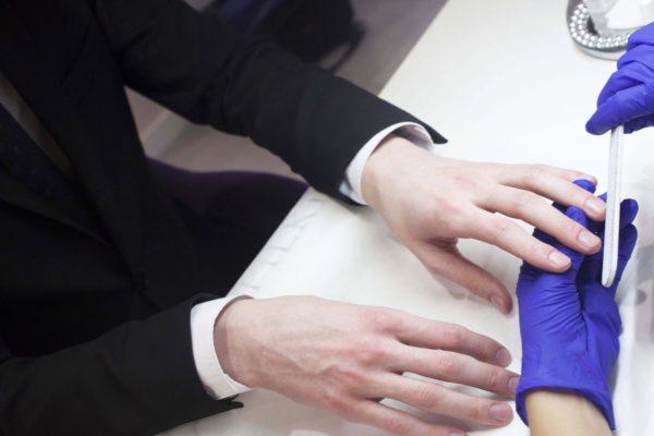 Мужской маникюр — технология выполнения и особенности2