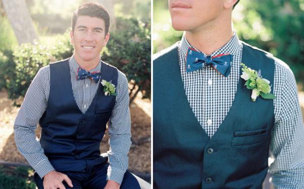 Свадебный наряд жениха — классические сочетания и современные тенденции6