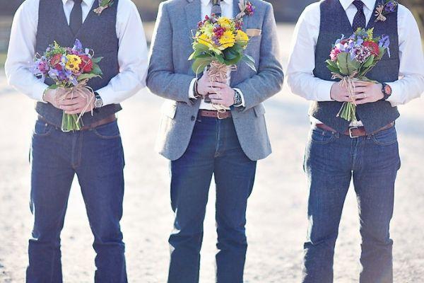 Свадебный наряд жениха — классические сочетания и современные тенденции7