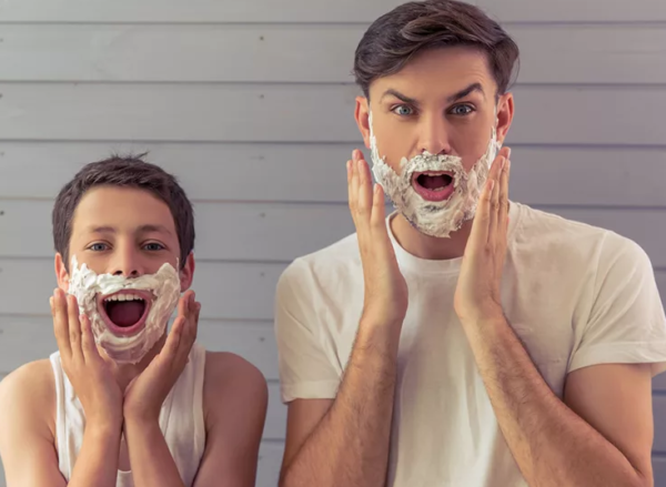 Как правильно бриться мужчине станком — техника бритья для начинающих2