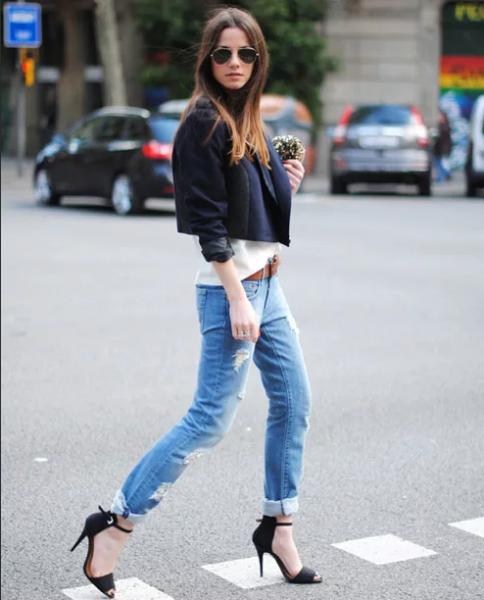 Как подворачивать джинсы правильно — 9 стильных способов2