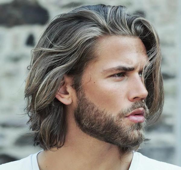 Прически с бородой для мужчин — советы по подбору стрижки2