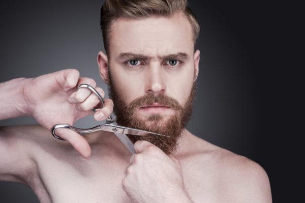 Стрижка бороды и усов — пошаговая инструкция и советы барберов4