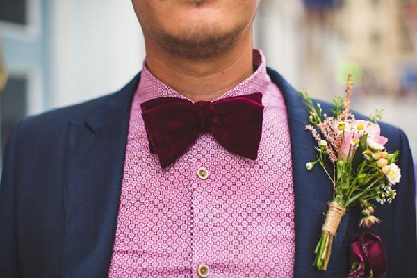 Свадебный наряд жениха — классические сочетания и современные тенденции3