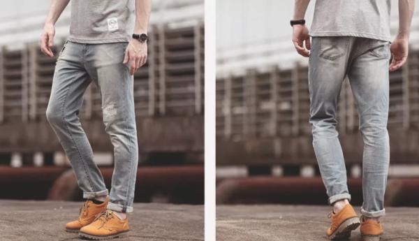 Как подворачивать джинсы правильно — 9 стильных способов3