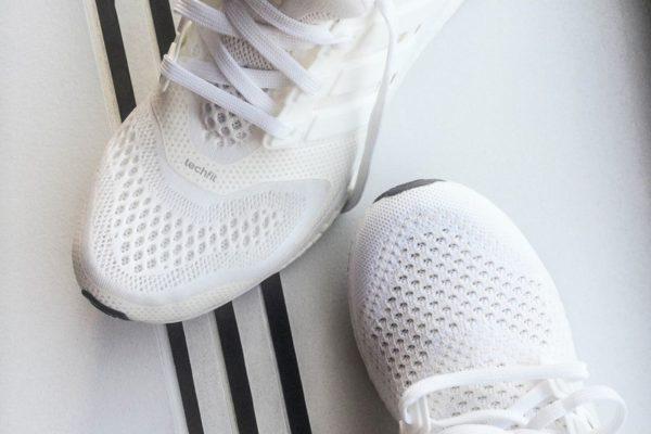 Как почистить белые кроссовки — кожаные, тканевые, сетчатые5