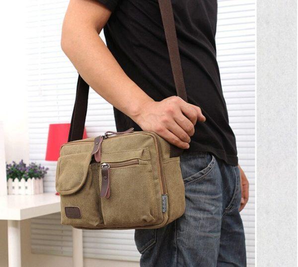 Виды мужских сумок — название, описание и фото2