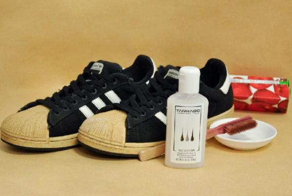 Как почистить белые кроссовки — кожаные, тканевые, сетчатые7