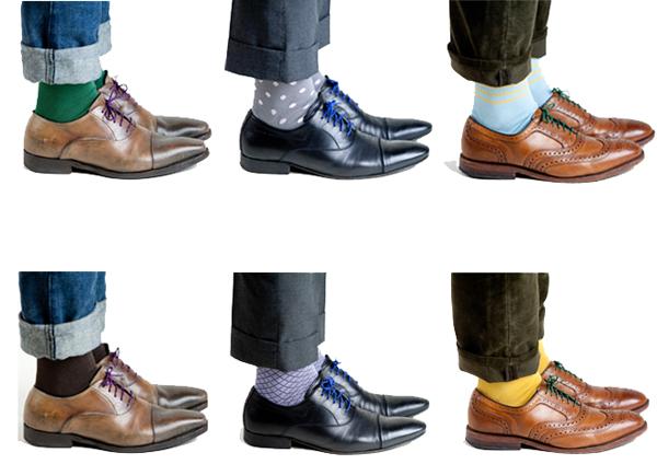 Как подобрать носки к брюкам и туфлям — 5 важных правил1
